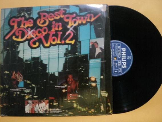 Lp The Best Disco In Town Volume 2- C/ Vários 1979 Frete 15