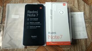 Xiaomi Redmi Note 7 Dual Sim 6.3 64gb/4gb Azul
