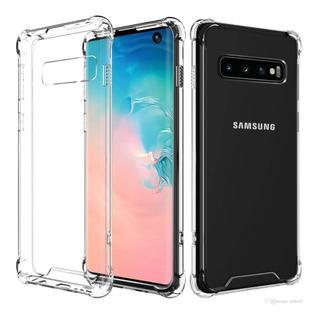 Case Tpu Reforzada Antigolpes Samsung S10e S10 S10 Plus