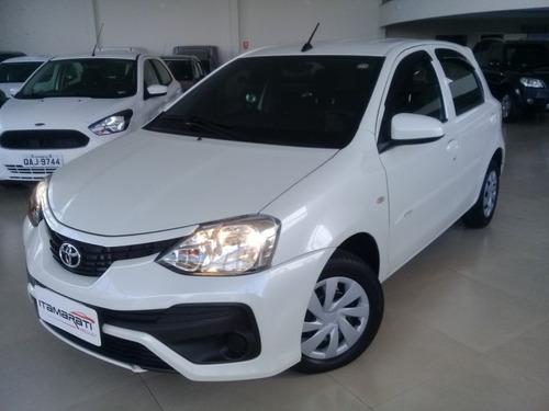 Toyota Etios X-at 1.3 16v Flex, Fnt0e17