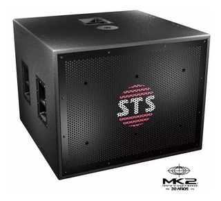 Sts Touring Series Concerto Infrasub Subwoofer 21p 4000w 4oh