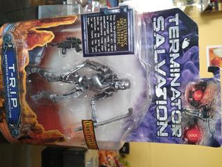 Terminator Salvation Endoeskeleton
