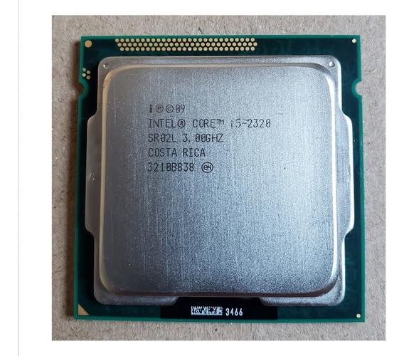 Processador Core I5 2320 Lga 1155 Melhor Q I3 2100 2120 2130