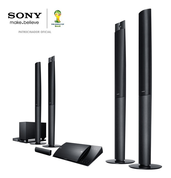 Home Theater Sony Bdv-n990w Receiver Sony Dvd Bluray 3d Wifi