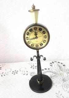 Reloj Farol Despertador Japones Rhythm Original Funcionando