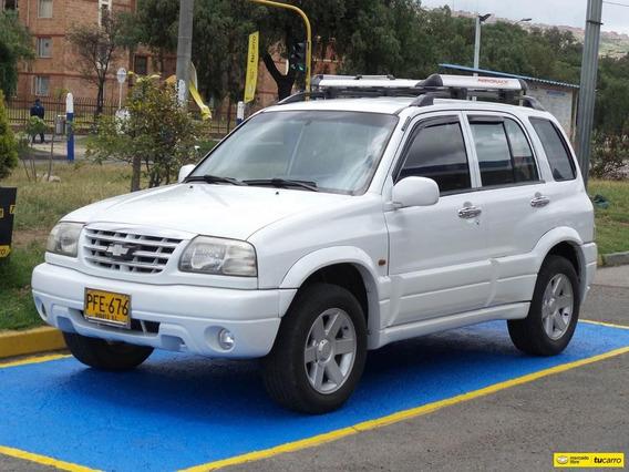 Chevrolet Grand Vitara 2.5 V6 4x4