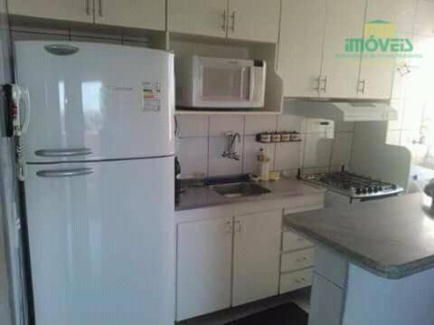 Imagem 1 de 16 de Apartamento Com 3 Dormitórios À Venda, 63 M² Por R$ 200.000,00 - Cidade Dos Funcionários - Fortaleza/ce - Ap0507