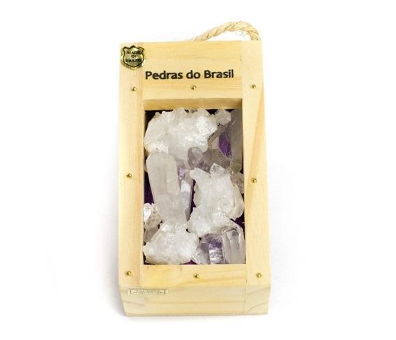 Drusas De Cristal - Caixa Beleza Natural - Souvenir