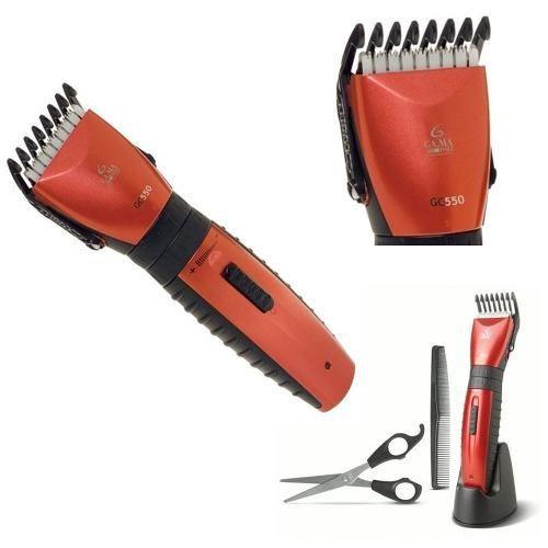 Máquina Corte Cabelo Barato Gama Gc 550 Bivolt Barber Shop