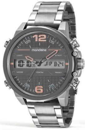 Relógio Masculino Mondaine 53711gomvns1= 03
