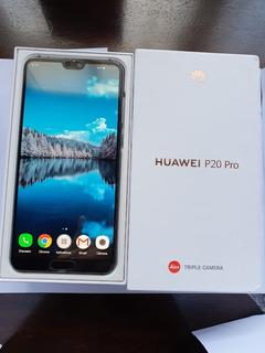 Huawei P20 Pro Azul 64gb Versão Global