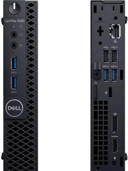 Dell Optiplex 3060 Core I5 8°ger 8gb Ram Hd 500gb