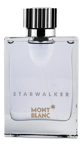 Tester Mont Blanc Starwalker 75ml Hombr - L a $1600