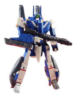 Toynami Robotech 1/100 Max Sterling Vf-1j Super Veritech