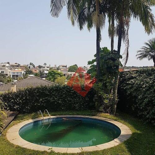 Imagem 1 de 15 de Casa Com 3 Dormitórios À Venda, 330 M² Por R$ 3.900.000,00 - Alphaville 01 - Barueri/sp - Ca1041