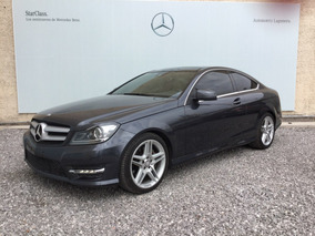 Mercedes Benz Clase C 350 Coupe 2014