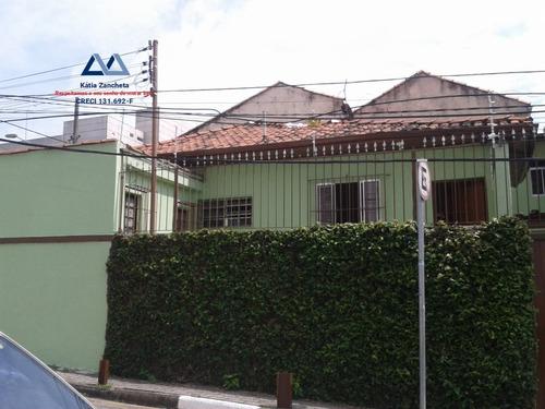 Casa Térrea Perto Metrô  São Judas - 2186