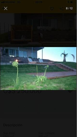 Vendo Casa En La Peninsula, 2 Habitaciones, Muy Linda!!!!!