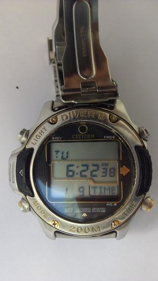 Relógio Citizen Promaster Hyper Aqualand Diver