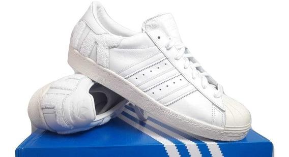 Tênis adidas Superstar 80s B37995 - 100% Original