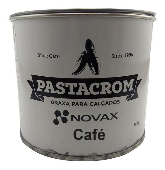 Graxa Para Sapato Pastacrom Premium 360 G Premium Shoes