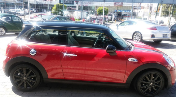 Mini Cooper S 2.0 Hot Chili At, Modelo 2016