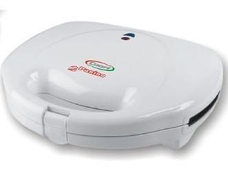 Sandwichera 2 Panes 750 Watt Modelo Panino Cuori