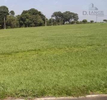 Terreno Vendo, ( Parcelo ) - Condomínio Plazza Ville - Jaguariúna Sp. - Te3716