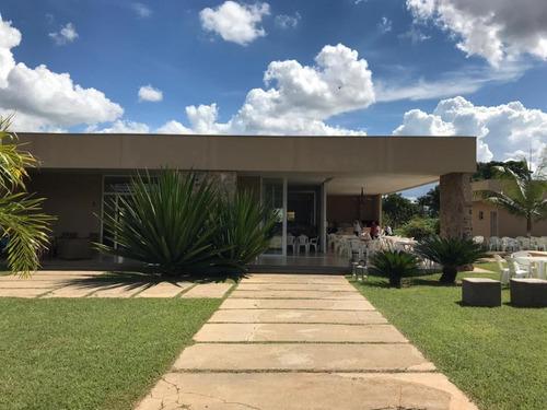 Chácara Com 3 Dormitórios À Venda, 5000 M² Por R$ 1.300.000,00 - Ch. Estancia Recanto De Ala - Mirassol/sp - Ch0320