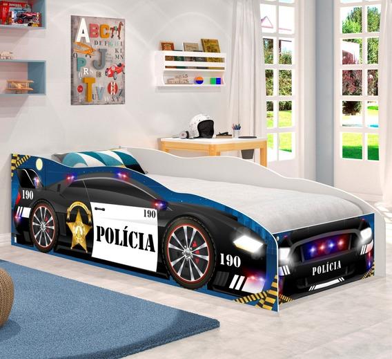 Mini Cama Police Light