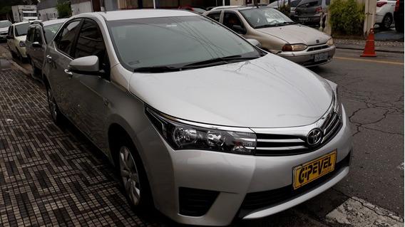 Toyota Corolla Gli 1.8 Cvt Gipevel