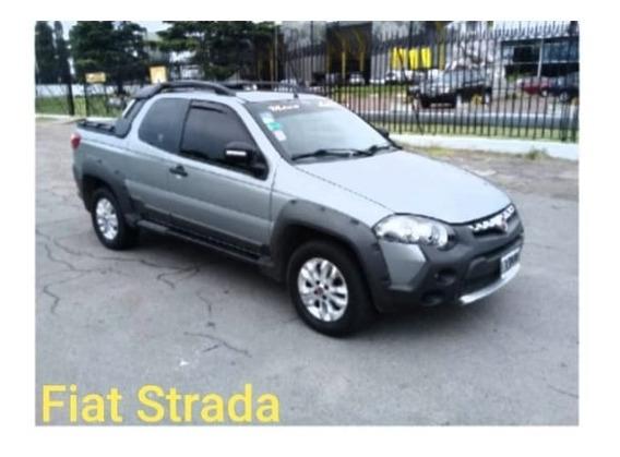 Fiat Strada 1.6 Adventure /gnc 2015