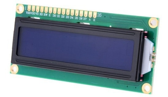 Display Lcd 16x2 Arduino Pic