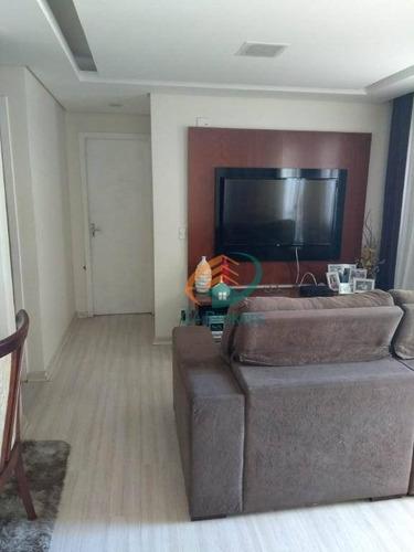 Imagem 1 de 20 de Apartamento Com 3 Dormitórios À Venda, 65 M² Por R$ 352.000 - Vila Endres - Guarulhos/sp - Ap1320