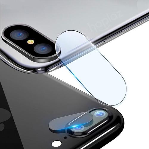 Protector Cámara iPhone 7 Plus / 8 Plus Set X2 Premium Hd