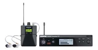 Shure Psm300 Monitor Intraural Inalambrico Uhf Se215 G20