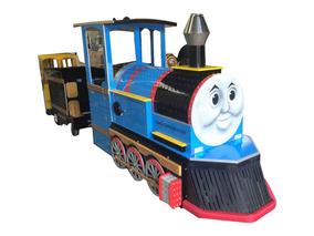 Tren Electrico Trenecito Para Centros Comerciales O Parques