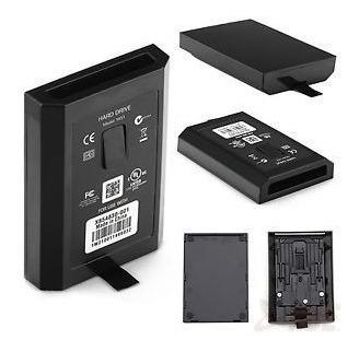 Case Suporte Hd Xbox 360 Slim 120gb 250gb 320gb 500gb Nova