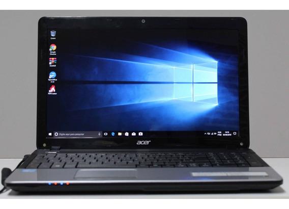 Notebook Acer Aspire E1-571-6611 15.6 I5 2.5ghz 4gb 500gb