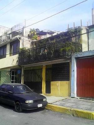 Alvaro Obregon / Iztapalapa Df / Casa En Venta