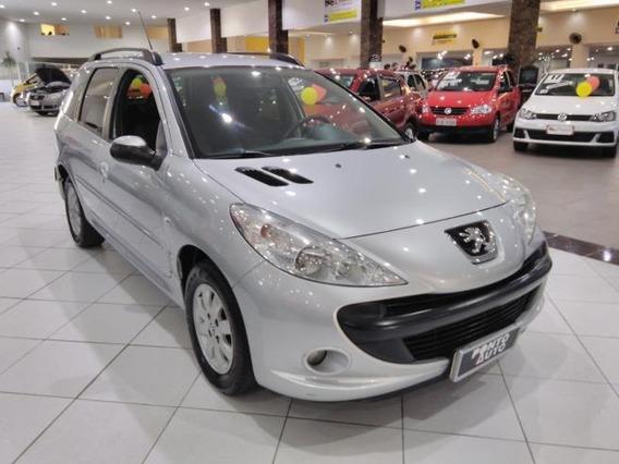 Peugeot 207 1.4 Xr Sw 2009