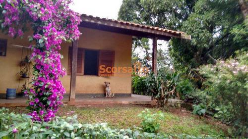 Chácara Com 5 Dorms, Parque Yara Cecy, Itapecerica Da Serra - R$ 750 Mil, Cod: 1954 - V1954