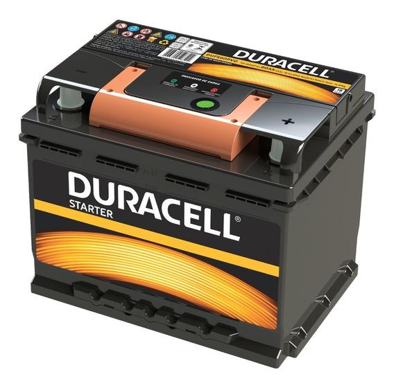 Bateria Para Carro E Automovel Duracell 60 Amperes Dufs60pvd Com 18 Meses De Garantia