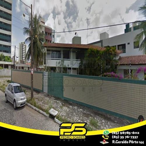 Casa Com 4 Dormitórios À Venda, 870 M² Por R$ 1.450.000,00 - Jardim Oceania - João Pessoa/pb - Ca0510