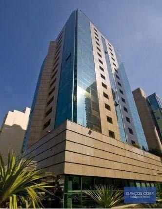 Imagem 1 de 10 de Conjunto Comercial Para Alugar, 98m² - Itaim Bibi - São Paulo/sp - Cj2463