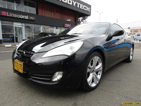 Hyundai Genesis Turbo