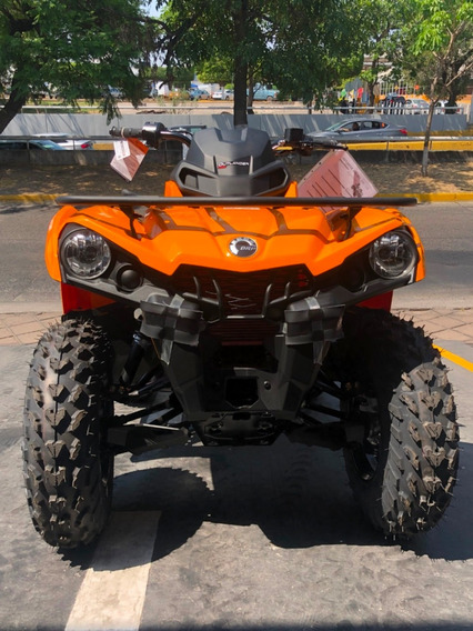 Outlander 450 Max Dps