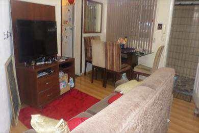 Apartamento Em Santos Bairro Estuário - V3407