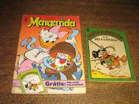 Margarida Nº 70 Março 1989 Com Mini Revista Do Tio Patinhas