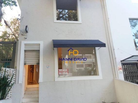 Casa Comercial Para Locação, No Jardim Paulista, Fácil Acesso Avenida Rebouças E Avenida Paulista. - Ca0331